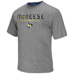 Colosseum Athletics Men's McNeese State University Arena Short Sleeve T-shirt