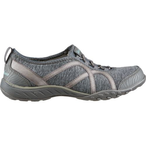 SKECHERS Women's Relaxed Fit Breathe Easy Fortune Slip-On Shoes