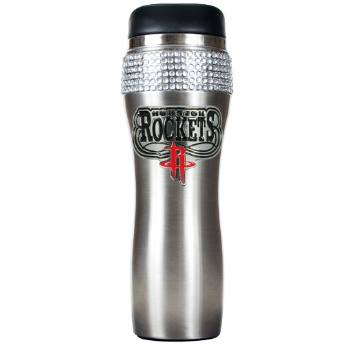 Great American Products Houston Rockets 14 oz. Bling