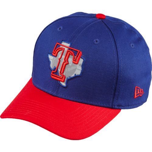New Era Men's Texas Rangers State Flective 39THIRTY Cap