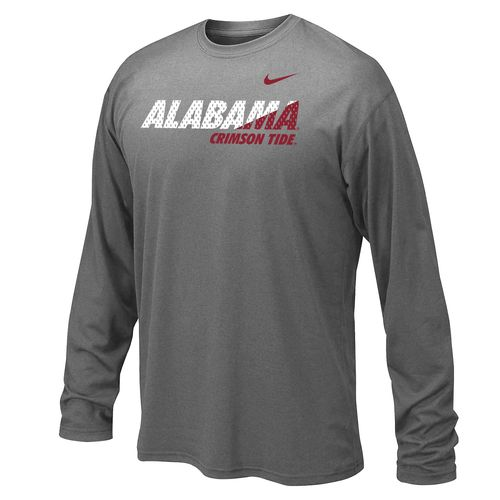 Nike™ Boys' University of Alabama Dri-FIT Legend T-shirt
