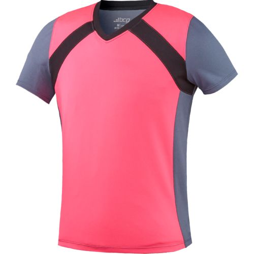 BCG™ Girls' Blocked Short Sleeve Soccer T-shirt