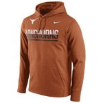 Nike Men's University of Texas Circuit Pullover Hoodie