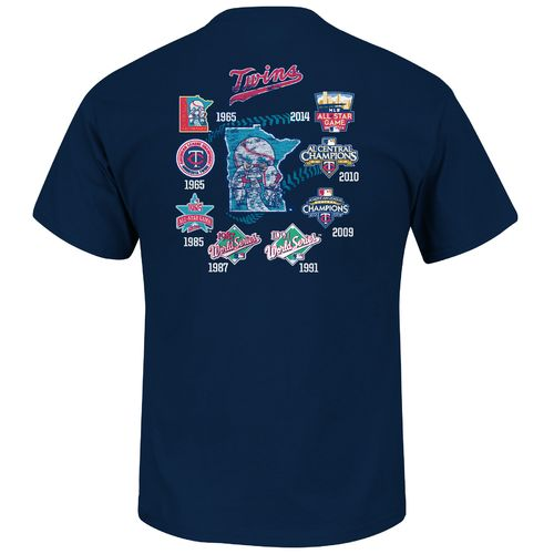 Majestic Men's Minnesota Twins Last Rally T-shirt