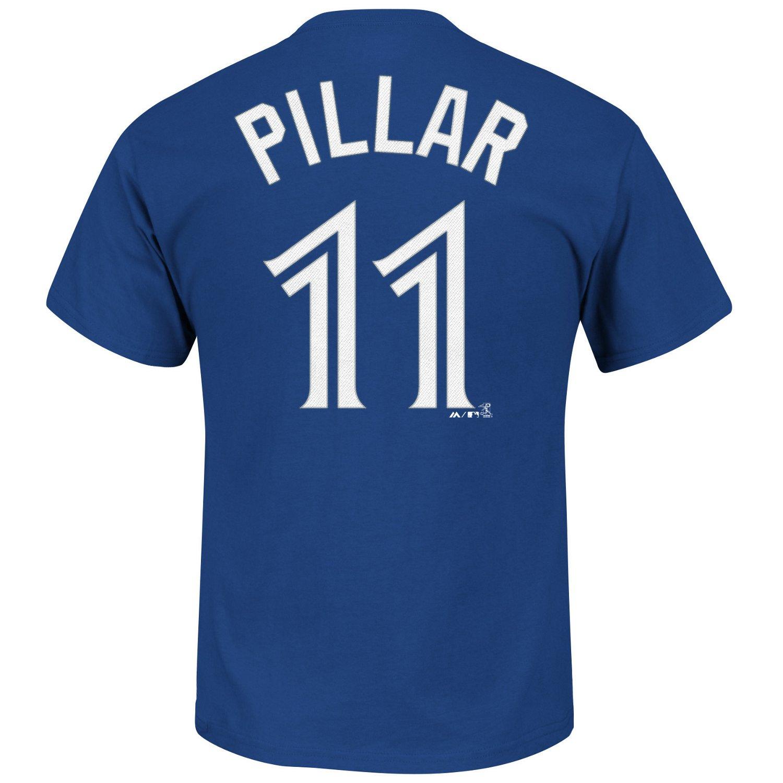 Majestic Men's Toronto Blue Jays Kevin Pillar #11