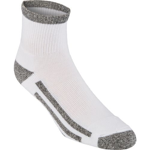 Magellan Outdoors Men's Wicking Mid-Crew Socks