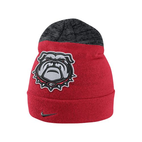 Nike™ Men's University of Georgia Sideline Knit Cap