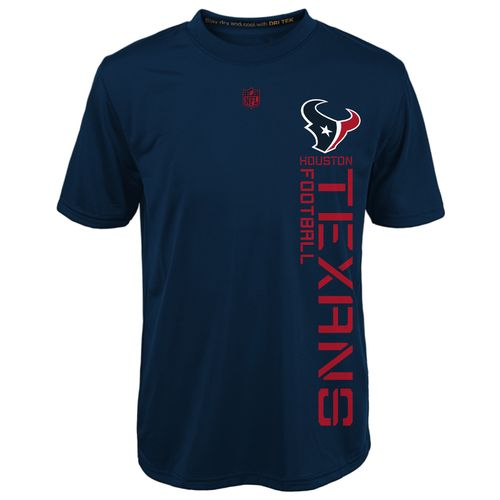 NFL Boys' Houston Texans Dri-Tek Terminus T-shirt