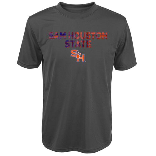 Gen2 Kids' Sam Houston State University In Motion Clima Triblend T-shirt - view number 1