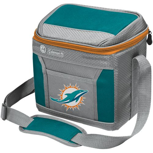 Coleman™ Miami Dolphins 9-Can Soft-Sided Cooler - view number 1