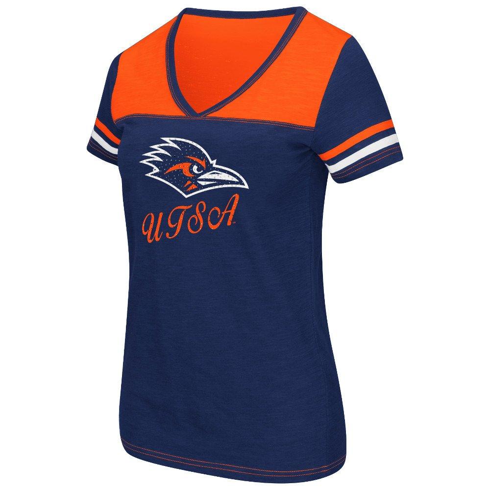 Colosseum Athletics™ Women's University of Texas at San Antonio Rhinestone Short Sleeve T-s