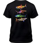 Salt Life Kids' Psycho Shark T-shirt