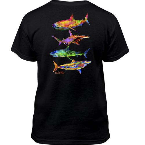 Salt Life™ Kids' Psycho Shark T-shirt