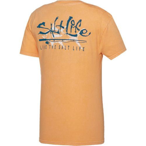 Salt Life™ Men's Daily Catch Short Sleeve T-shirt