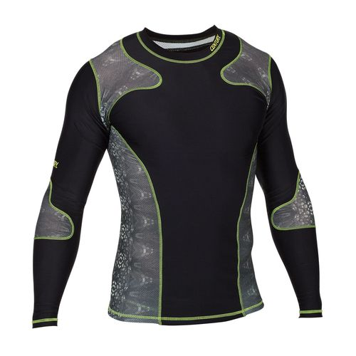 Century® Men's Long Sleeve Rash Guard