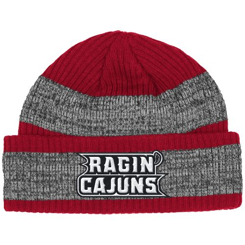 adidas™ Men's University of Louisiana at Lafayette Player Watch Knit Cap