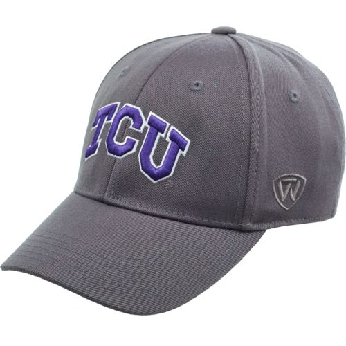 Top of the World Men's Texas Christian University Premium Collection Cap