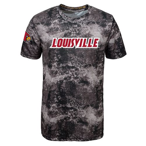 NCAA Kids' University of Louisville Sublimated Magna T-shirt