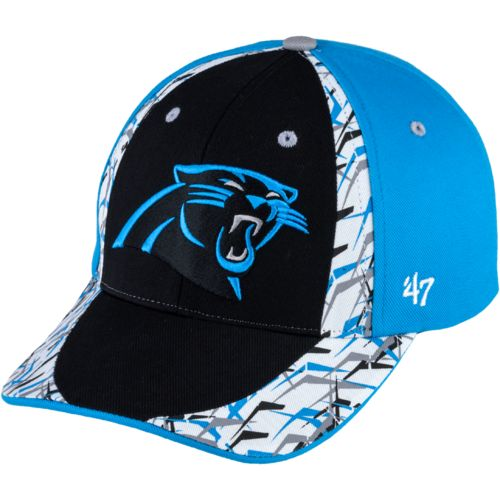'47 Carolina Panthers Side Cut Cap
