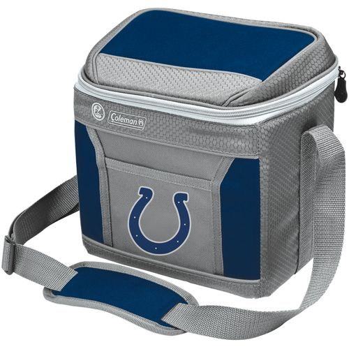 Coleman® Indianapolis Colts 24-Hour Cold 9-Can Soft-Side Cooler