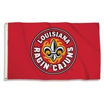 BSI University of Louisiana at Lafayette 3'H x 5'W Flag - view number 1