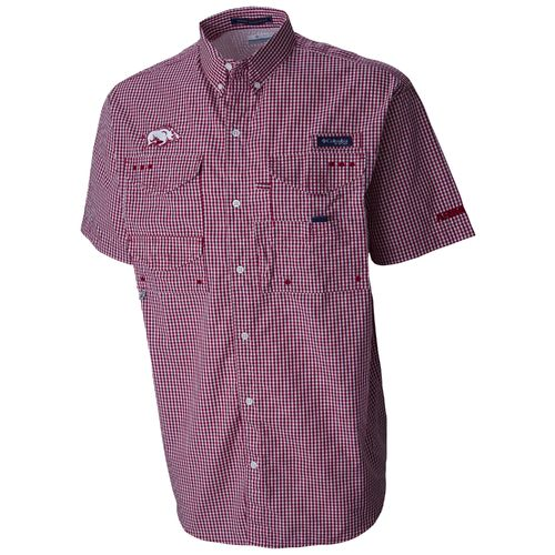 Columbia Sportswear™ Men's University of Arkansas Super Bonehead™ Short Sleeve T-shirt
