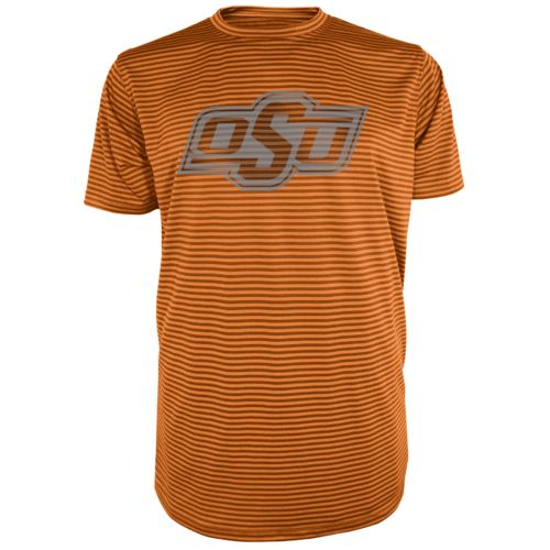Majestic Men's Oklahoma State University Section 101 Between the Lines T-shirt