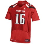 Under Armour™ Men's Texas Tech University Replica Football Jersey