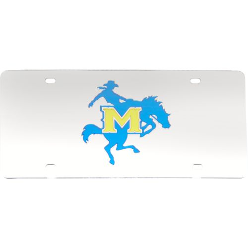 Stockdale McNeese State University License Plate