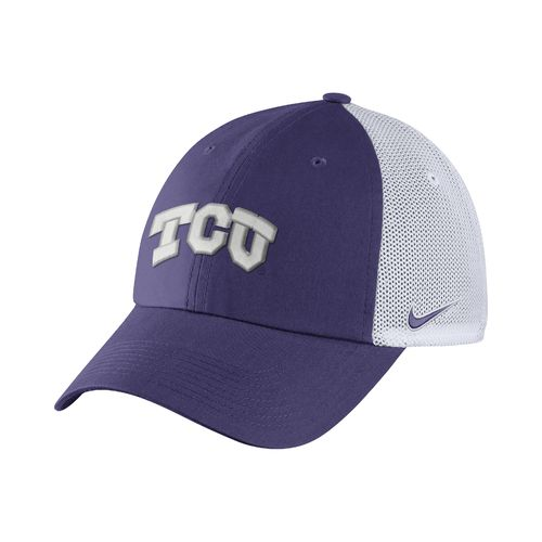 Nike Men's Texas Christian University Heritage 86 Trucker Cap