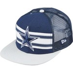 New Era Men's Dallas Cowboys Throwback Stripe Hat