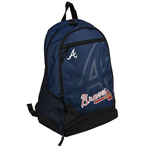 Forever Collectibles™ Atlanta Braves Franchise Drawstring Backpack