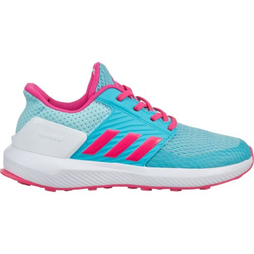 adidas Girls' RapidaRun Running Shoes