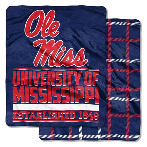 The Northwest Company University of Mississippi I-Cloud Throw