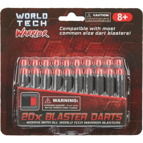 World Tech Toys Spare Darts 20-Pack