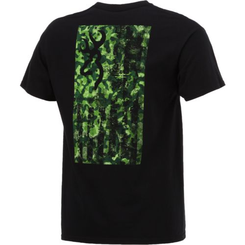 Browning Men's Flag Short Sleeve T-shirt - view number 2