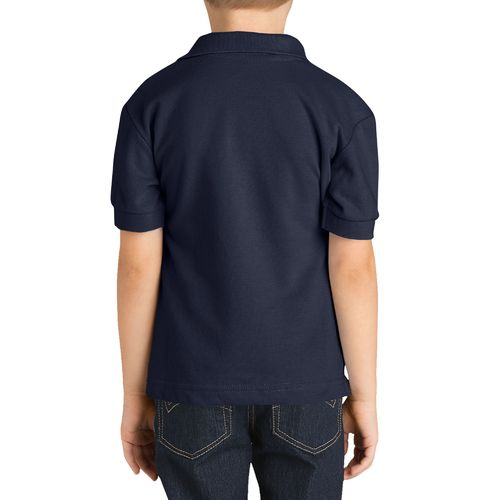 Dickies Boys' Pique Polo Shirt - view number 2