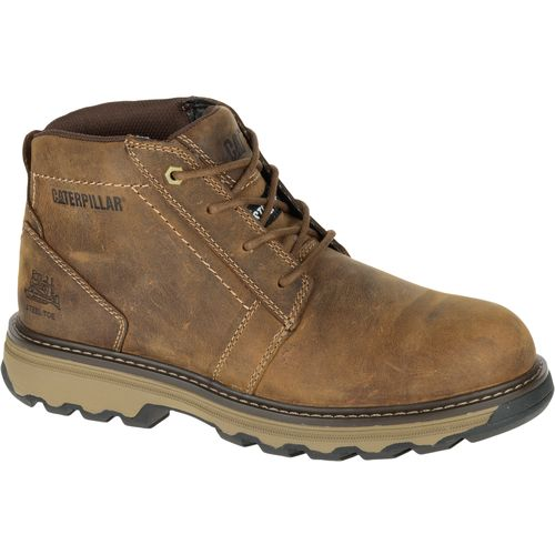 Display product reviews for Cat Footwear Men's Parker ESD Steel Toe Work Boots