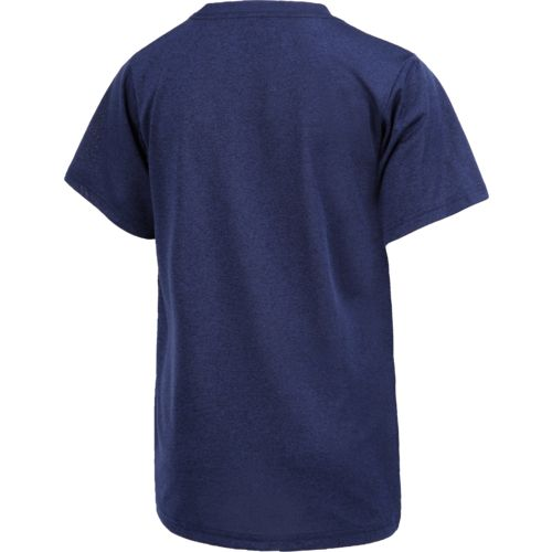 BCG Boys' Glow in the Dark Baseball Short Sleeve T-shirt - view number 2