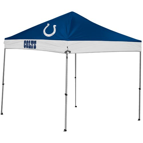 Coleman® Indianapolis Colts 9' x 9' Straight-Leg Canopy - view number 1