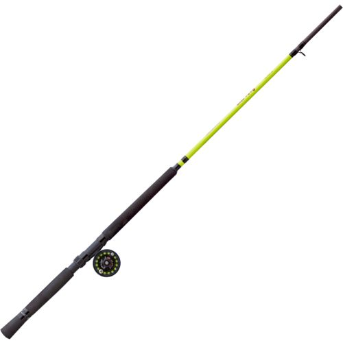 Mr. Crappie® Slab Daddy® Crappie Jiggin' 9' L Freshwater Rod and Reel Combo