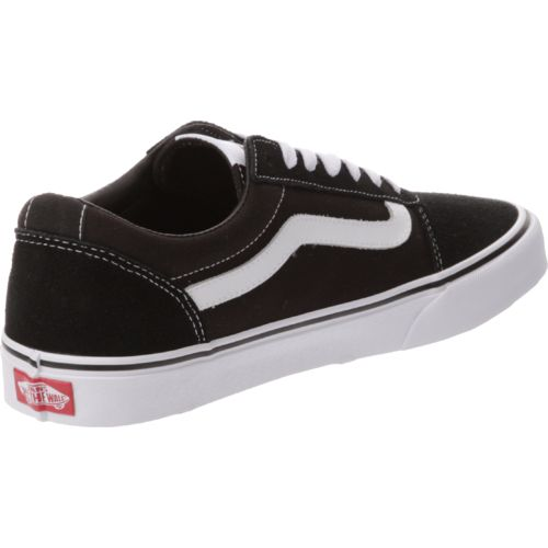 vans black shoes