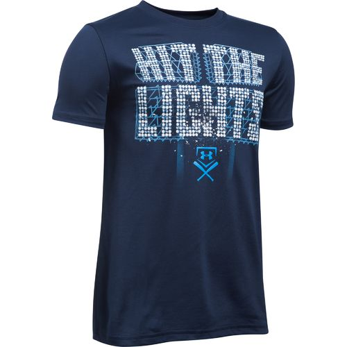 Under Armour™ Boys' Hit the Lights T-shirt