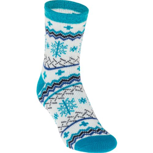 Magellan Outdoors™ Women's Lodge Nordic Snowflake Socks