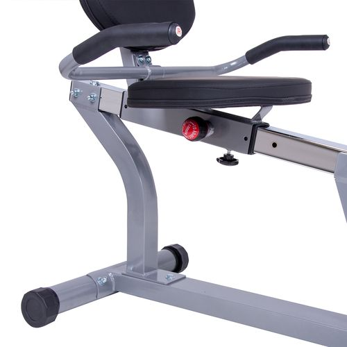 Body Power™ Deluxe Magnetic Recumbent Exercise Bike - view number 3