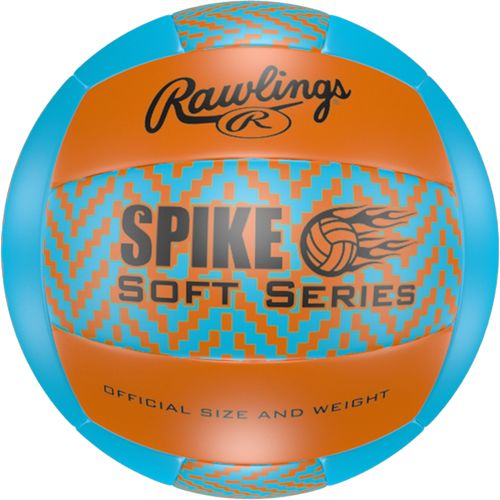Rawlings Spike Soft Series Chevron Volleyball
