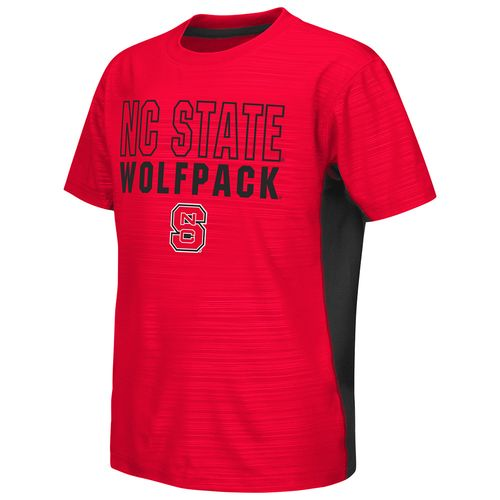 Colosseum Athletics™ Youth North Carolina State University In the Vault Cut and Sew T-shirt