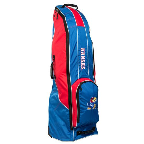 Team Golf University of Kansas Golf Travel Bag - view number 1