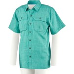 Magellan Outdoors Boys' Back Country Heathered Fishing Shirt - view number 1