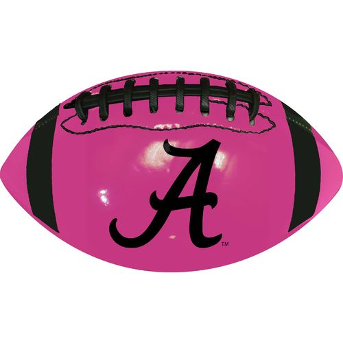 GameMaster University of Alabama Neon Mini Rubber Football
